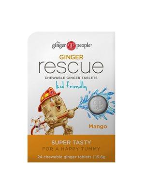Ginger rescue mango ingefærpastiller