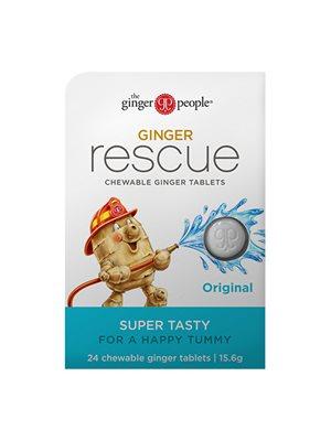 Ginger rescue original ingefærpastiller