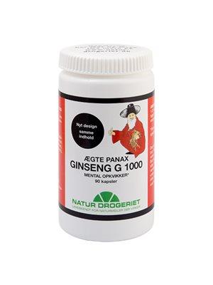 Ginseng G1000 Panax
