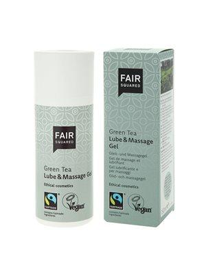 Glidecreme og massage gel med Grøn Tea