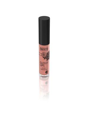 Glossy Lips Rosy Sorbet 08 Lavera Trend