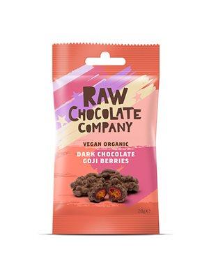 Gojibær m. rå chokolade Ø Snack pack