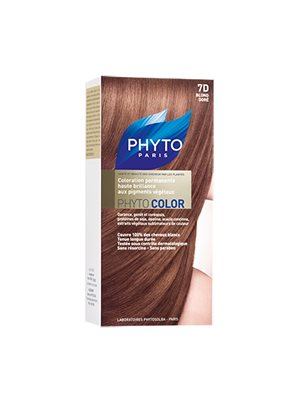 Golden Blond - 7D Phytocolor