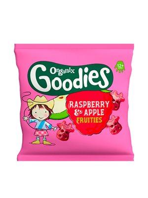 Goodies hindbær & æble Ø