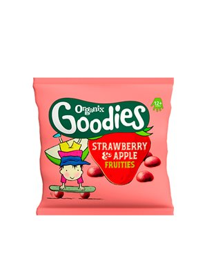 Goodies Jordbær & Æble Ø