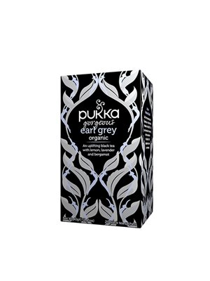 Gorgeous Earl Grey te Ø Pukka