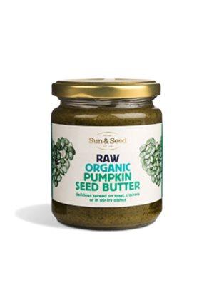 Græskarkernecreme raw Ø