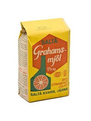 Grahamsmel Ø saltå kvarn