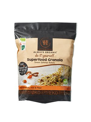 Granola Superfood gurkemeje Ø Do it Yourself