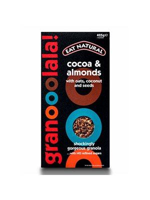 Granooolala med Kakao & Mandler - Eat Natural