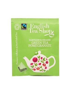 Green Tea Pomegranate Ø  50 breve