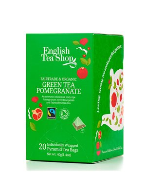 Green Tea Pomegranate Ø