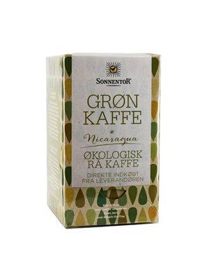 Grøn kaffe Sonnentor Ø