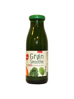Grøn Smoothie Mango, Grønkål & Spinat Ø
