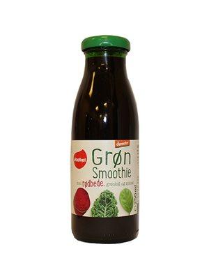 Grøn Smoothie Rødbede, grønkål & spinat Ø