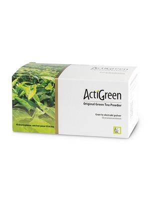 Grøn Te Ekstrakt ekstra  koncentreret ActiGreen