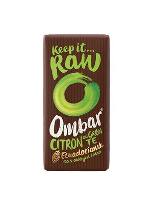 Grøn te og lemon Ombar Ø