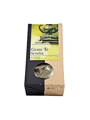 Grøn te sencha Sonnentor Ø