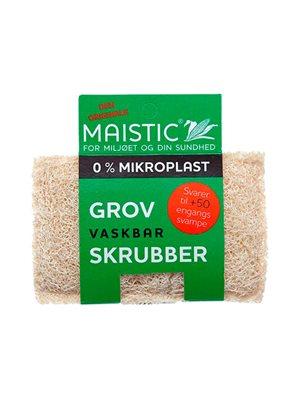 Grov skrubber - Vaskbar Fri for mikroplast