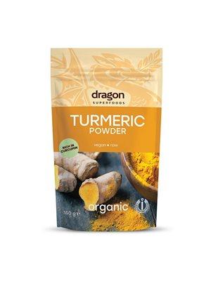 Gurkemeje pulver Ø - Dragon  Foods