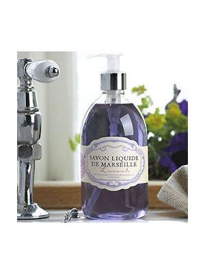 Håndsæbe flydende lavendel  Savon Liquide De Marseille