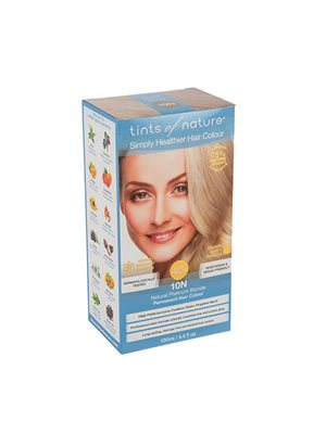 Hårfarve 10N Platinium Blonde Blonde Tints of Nature