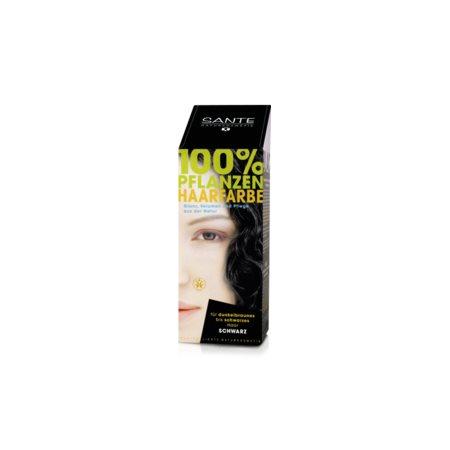 Hårfarve black Sante Pure Herbal Hair Colors Sante