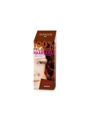 Hårfarve bronze Sante Pure Herbal Hair Colors Sante