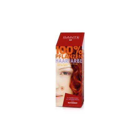 Hårfarve natural red Sante Pure Herbal Hair Colors Sante