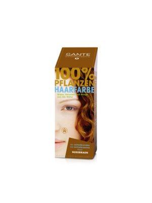 Hårfarve nut brown Sante Pure Herbal Hair Colors Sante