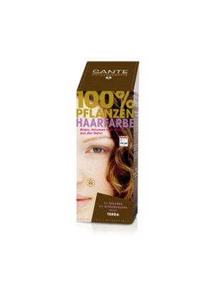 Hårfarve terra Sante Pure Herbal Hair Colors Sante