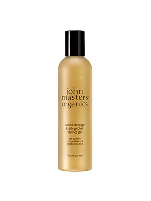 Hårgele Sweet Orange & Silk  Proteine John Masters Styling gel m. protein