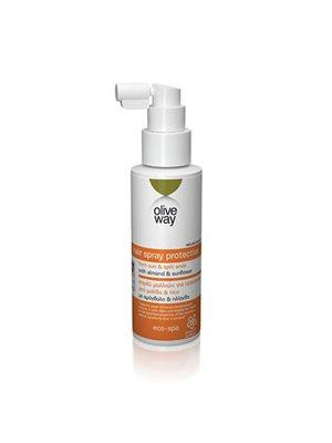 Håroliespray Olive Way