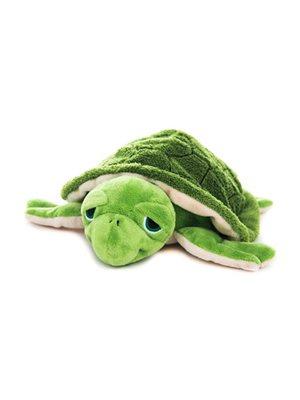 Habibi Plys Skildpadde grøn m. udtagelig varmepude
