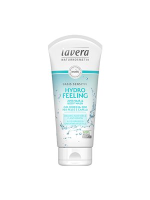 Hair & Body wash Hydro Feeling 2-in-1 Lavera Basis Sensitiv