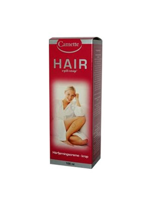 HAIR Hårfjerningscreme krop