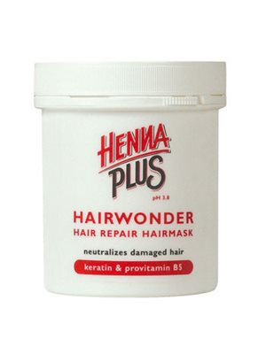 Hair repair hairmask  Hairwonder Henna Plus