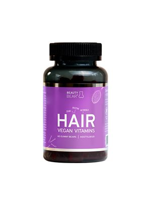 HAIR vitamins BeautyBear
