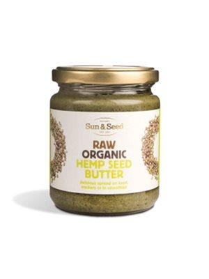 Hampefrøcreme raw Ø
