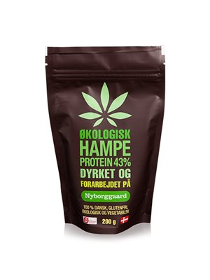 Hampeprotein 43% Nyborggaard Ø