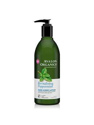 Hand & Bodylotion Peppermint Revitalizing Avalon Organics