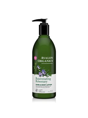 Hand & Bodylotion Rosemary Rejuvenating Avalon Organics