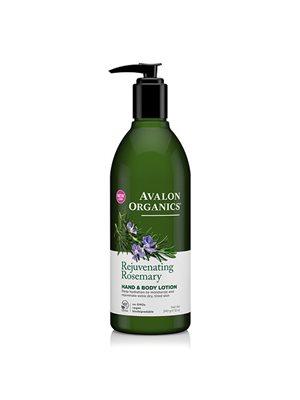 Hand & Bodylotion Rosemary Rejuvenating Avalon Organics