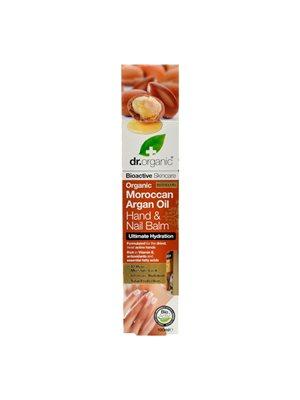 Hand & nail creme Argan Dr.  Organic