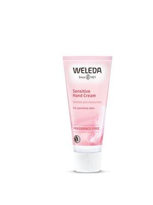 Handcreme Almond sensitiv skin Weleda