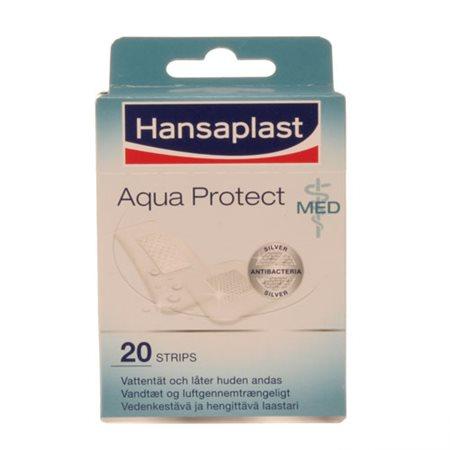 Hansaplast aqua protect strips 20 stk ass.