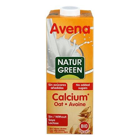 Havredrik m. calcium  NaturGreen Ø