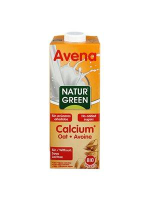 Havredrik m. calcium Ø NaturGreen