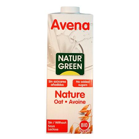 Havredrik neutral NaturGreen Ø