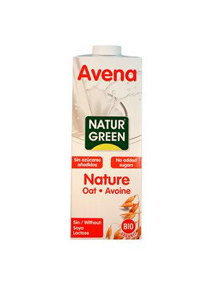 Havredrik neutral NaturGreen Ø